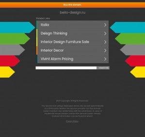 Предпросмотр для www.bello-design.ru — Белло Дизайн