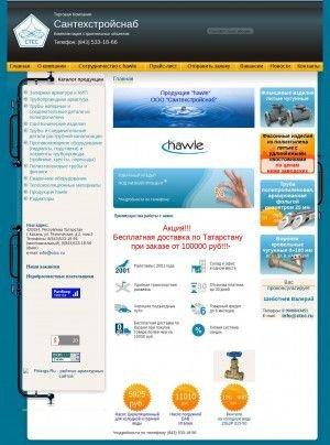 Предпросмотр для ctcc.ru — Сантехстройснаб