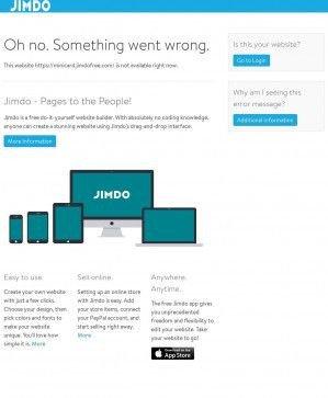 Предпросмотр для minicard.jimdo.com — Студия графического дизайнера Лилии Рахимовой