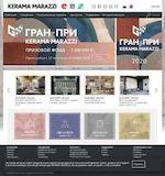 Предпросмотр для www.kerama-marazzi.com — Керама Марацци