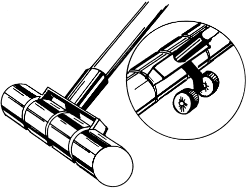 Рисунок 21. Прижимные <a href='https://stroim-domik.ru/lib/b/book/1081865377/41' target='_self'>вальцы для линолеума</a>