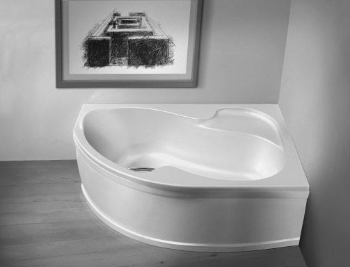 Интерьер ванной комнаты и кухни