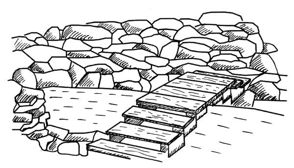 Строительство дорожек