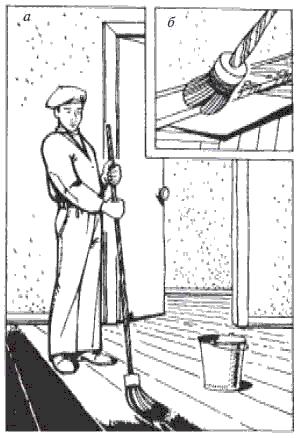 3.Подготовка поверхности под окраску
