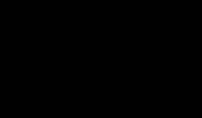 Рисунок 6. Разметка пола под диагональную облицовку: 1 — заделочный ряд; 2продольная и поперечная ось; 3 — угольник; 4 — фризовый ряд, уложенный насухо; 5 — линия фриза; 6 — гвозди для крепления разметочных реек; 7–разметочные рейки