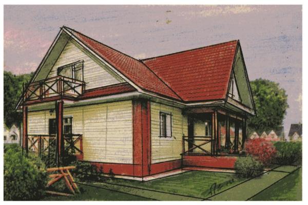 <emphasis>Рис. 36. Wandstein – новый фасадный отделочный материал