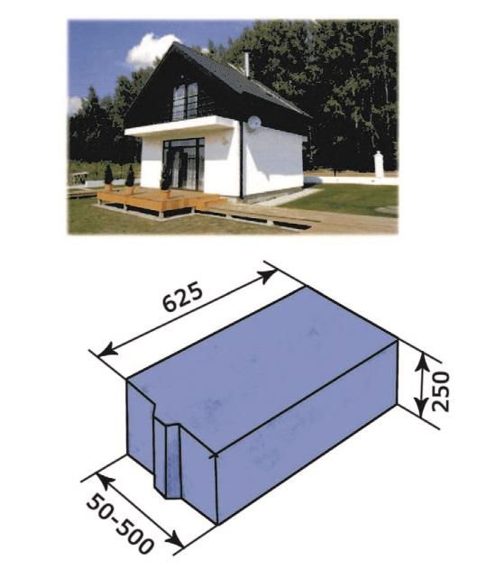 Рис. 78. Ytong – газобетонный стеновой материал