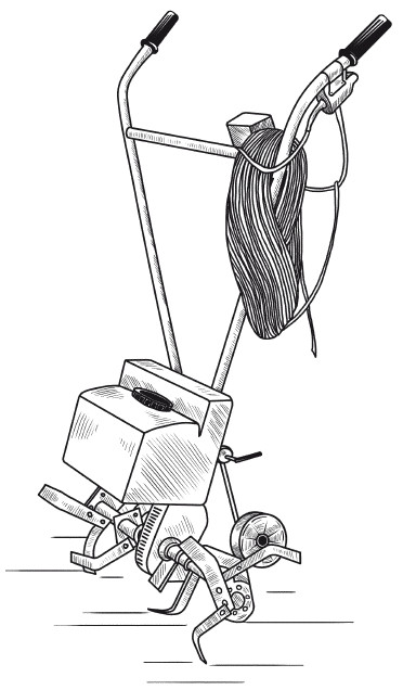 Мотокультиваторы