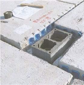 Альтернатива: полая плита или полуфабрикат сборных блоков