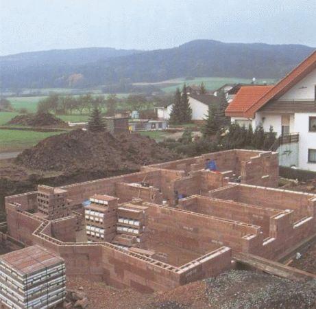 Блок за блоком строю дом
