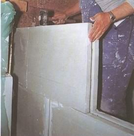 Гипсовые перегородки для помещений