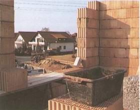 Один материал от подвала до крыши