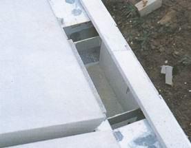 Под крышей из блоков замечательный микроклимат