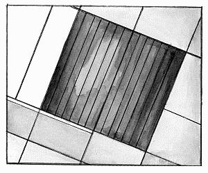 "Принцип устройства плиточного подвесного потолка типа ""Armstrong"""