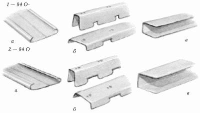Характеристики реечных потолков открытого типа