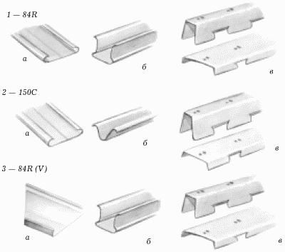 Характеристики реечных потолков закрытого типа