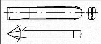 2.6. Рубка, разрезание, обрезание и профильное вырезание деталей из листового материала