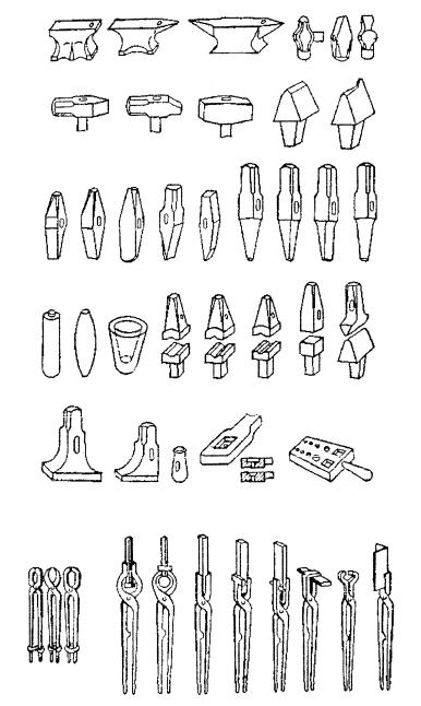 5.4. Машины и инструмент для обработки металлов давлением