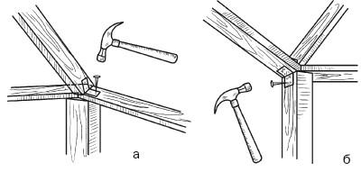 Как построить бельведер