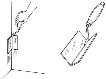 Рис.32. Выравнивание внутренних углов