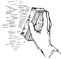 Рис.111. Метод штриховой обработки