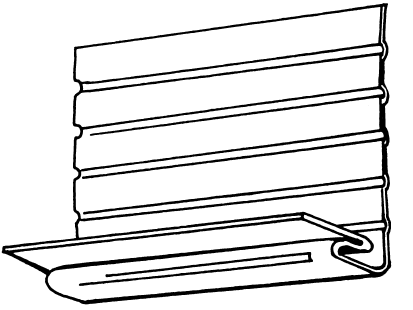 Рис.4. Фаска с J-профилем
