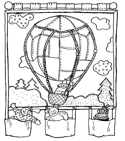 Рис. 66. Настенный коврик