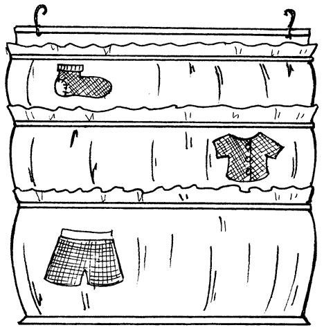 Рис. 68. Настенный шкафчик