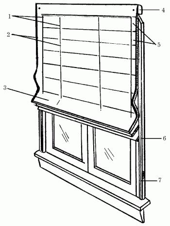 Ставни-шторы