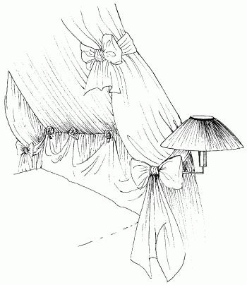 Завязки и зажимы