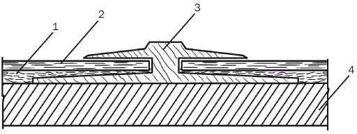 Укладка линолеума