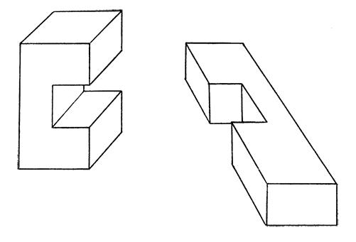 Крестовидное соединение деревянных деталей