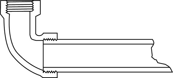 Работа с оцинкованными трубами