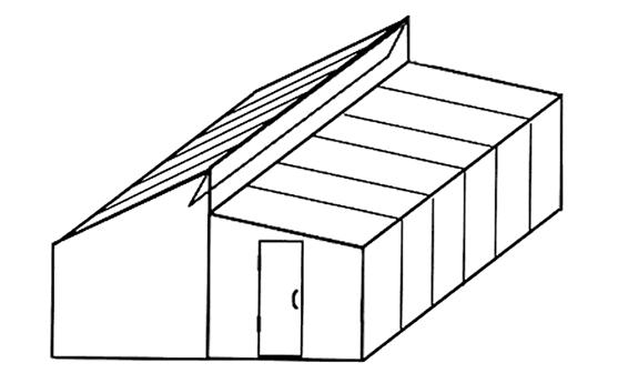 Митлайдеровская теплица