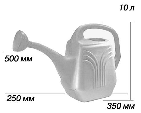 Инструменты для полива