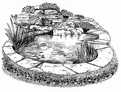 Бассейны