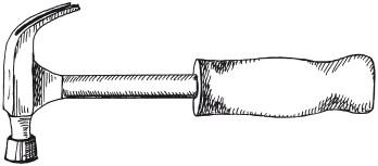 Рис. 53. Молоток