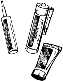 Необходимые инструменты