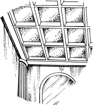 Гипсокартонные панели для подвесных потолков