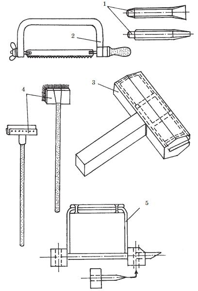 Инструменты, применяемые в кровельных работах