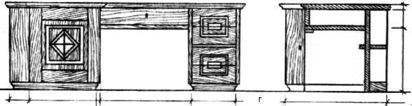 Глава 7. Общие замечания к проектированию предметов мебели. Этапы работы над проектом