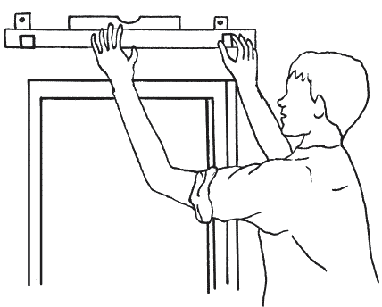 Рисунок 57. Установка каркаса для корзиночного навеса