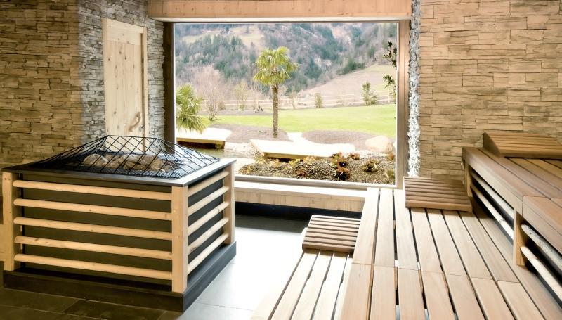 В бане должна быть не только парная, но и уголок для отдыха