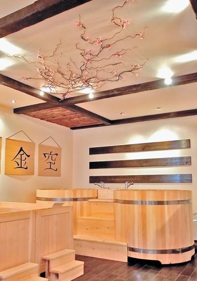 Фото 1.10. Очень полезна для обмена веществ и японская баня фурако