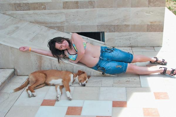 Фото 1.7. Турецкая баня, или «хаммам», расслабляет всех