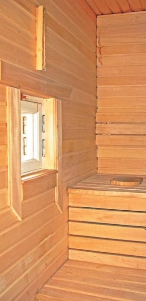 Фото 3.7.19. Окно выполнено с двойными плотно посаженными в проемы рамами