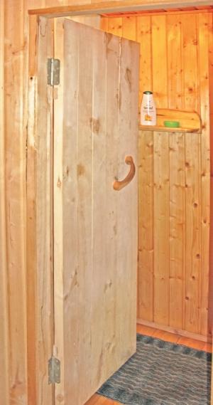 Фото 3.7.2. Дверь парной