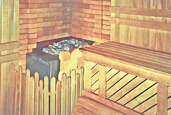 Фото 6.5.5. Металлические печи в обязательном порядке как минимум должны иметь деревянные ограждения