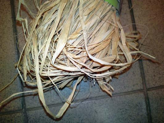 Рис.1.5. Внешний вид хлопчатобумажной веревки