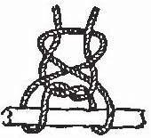 Рис.2.7. Узел «петля с восьмеркой»
